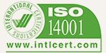 ISO14001 www.intlcert.com